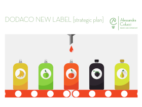 Dodaco - new label strategic plan