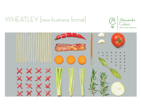 Wheatley - new business format