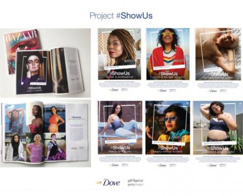 Dove - social campaign