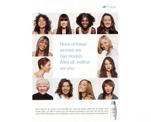 Dove - advertising campaign