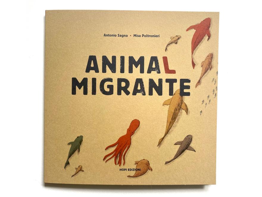 AnimaL migrante - copertina